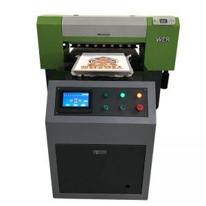 2018 nova produkto 8 koloroj inkjet a1 6090 uv plataforma presilo