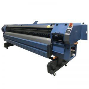 3.2m Konica 512i printhead digita vinilo flex banner solventa printilo / plotter / presa maŝino WER-K3204I