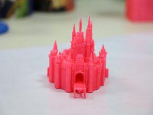 Unu-alta 3D-presa solvo