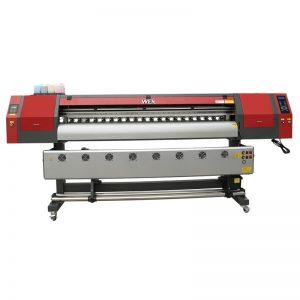 Enreta-nivelo rekta tekstila inkjeta presilo por cifereca Impreso WER-EW1902