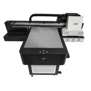 Teknika ĉemizo de malkara prezo cifereca preta cifereca plataĵo por rekta vesto de impresora WER-ED6090T