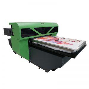 alta kvalito inkjet printilo a2 UV ebenita printilo UV ĉemizo presilo WER-D4880T