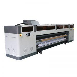 alta rezolucio de alta rapido de impresoras cifereca inkjeto kun ricoh gen5 print head UV plotter WER-G-3200UV