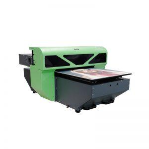 Alta distingivo de impresora A2 grandeco uv ciferecaj porteblaj porteblaj maŝinoj WER-D4880UV