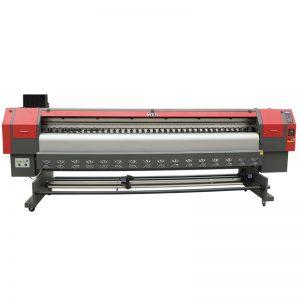 printilo solventa de 3.2m de alta rapido, prezo cifereca flex banner de maŝino de impreso WER-ES3202