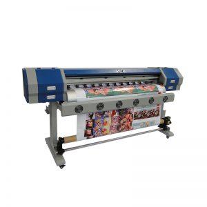 fabrikisto plej bona prezo alta kvalito ĉemizo cifereca tekstila presa maŝino inko jeto tinkturas sublimación printilo WER-EW160