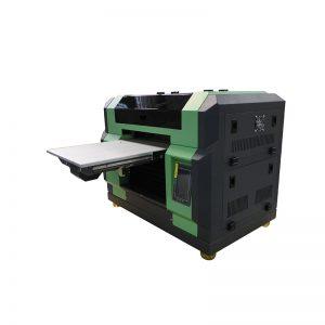 populara Al3 329 * 600mm, WER-E2000 UV, ebenita inkjet-presilo, inteligenta karto-presilo